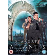 Stargate Atlantis - Sesong 1 (UK-import) (DVD)