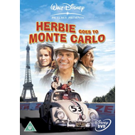 Herbie Drar Til Monte Carlo (UK-import) (DVD)