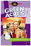 Green Acres - Sesong 3 (DVD - SONE 1)