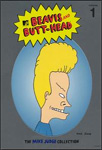 Beavis & Butt-Head - The Mike Judge Collection 1 (DVD - SONE 1)