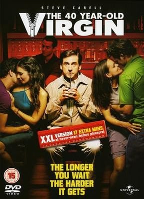 The 40 Year Old Virgin (UK-import) (DVD)