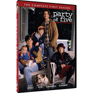 Produktbilde for Party Of Five - Sesong 1 (DVD - SONE 1)