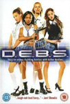 D.E.B.S. (UK-import) (DVD)