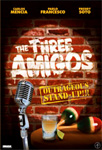 The Three Amigos - Outrageous! (DVD)