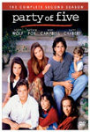 Party Of Five - Sesong 2 (DVD - SONE 1)