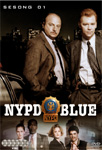 NYPD Blue - Sesong 1 (DVD)