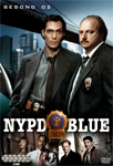 NYPD Blue - Sesong 2 (DVD)