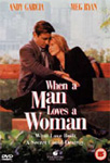 When A Man Loves A Woman (UK-import) (DVD)