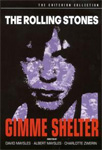 The Rolling Stones - Gimme Shelter: Criterion Collection (DVD - SONE 1)