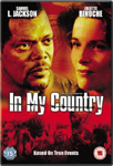 In My Country (UK-import) (DVD)
