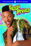 The Fresh Prince Of Bel-Air - Sesong 2 (UK-import) (DVD)