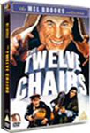 The Twelve Chairs (UK-import) (DVD)