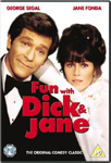 Fun With Dick And Jane (1976) (UK-import) (DVD)