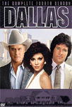 Dallas - Sesong 4 (DVD - SONE 1)