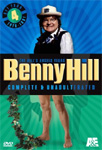 Benny Hill Complete and Unadulterated - The Hill's Angels Years - Set Four (1978-1981) (DVD - SONE 1)