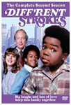 Different Strokes - Sesong 2 (DVD)