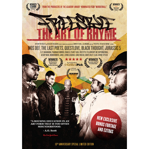 Freestyle: The Art Of Rhyme (DVD - SONE 1)
