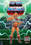 He-Man & The Masters Of The Universe - Sesong 1 Del 1 (DVD - SONE 1)