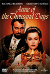 Anne Of The Thousand Days (UK-import) (DVD)