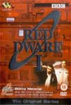 Red Dwarf - Sesong 1 (UK-import) (DVD)