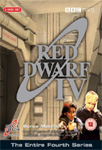 Red Dwarf - Sesong 4 (UK-import) (DVD)