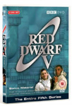 Red Dwarf - Sesong 5 (UK-import) (DVD)