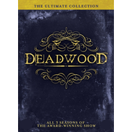 Deadwood - Den Komplette Serien (DVD)