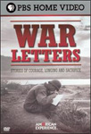 American Experience - War Letters - Stories Of Courage, Longing And Sacrifice (DVD)