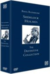Sherlock Holmes - The Definitive Collection (UK-import) (DVD)