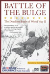 American Experience - Battle Of The Bulge (DVD)