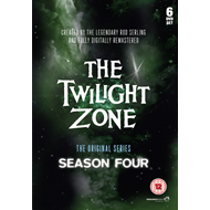 The Twilight Zone - Sesong 4 (UK-import) (DVD)