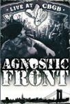 Agnostic Frost - Live At CBGB (m/CD) (DVD)