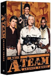 The A-Team - Sesong 3 (DVD - SONE 1)