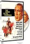 The Shoes Of The Fisherman (DVD - SONE 1)