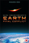 Earth - The Final Conflict - Sesong 1 (UK-import) (DVD)