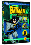 Batman - The Man Who Would Be Bat (DVD - SONE 1)