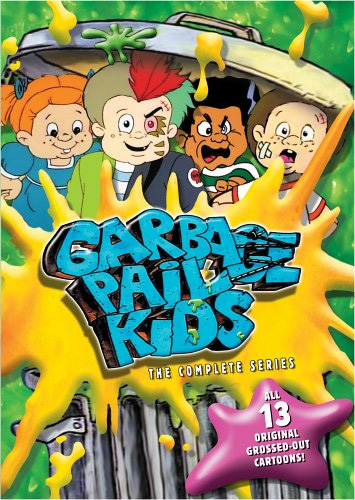 Garbage Pail Kids - The Complete Series (DVD - SONE 1)