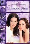 Gilmore Girls - Sesong 3 (UK-import) (DVD)