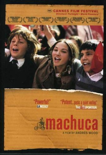 Machuca (DVD - SONE 1)