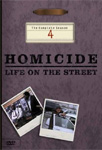 Homicide - Life On The Streets - Sesong 4 (DVD - SONE 1)