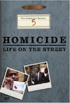 Homicide - Life On The Streets - Sesong 5 (DVD - SONE 1)