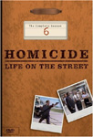 Homicide - Life On The Streets - Sesong 6 (DVD - SONE 1)