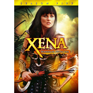 Xena - Warrior Princess - Sesong 5 (DVD - SONE 1)