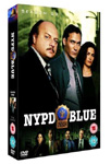 NYPD Blue - Sesong 3 (UK-import) (DVD)