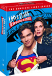 Lois & Clark - The New Adventures Of Superman - Sesong 1 (UK-import) (DVD)