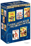 Classic Musicals From The Dream Factory - Volum 1 (DVD - SONE 1)