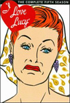I Love Lucy - Sesong 5 (DVD - SONE 1)