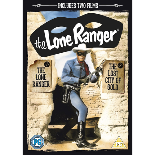 The Lone Ranger / The Lone Ranger And The Lost City Of Gold (UK-import) (DVD)