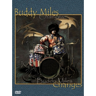 Buddy Miles - Changes (m/CD) (DVD)