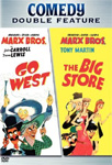 Go West / The Big Store (DVD - SONE 1)